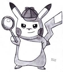 Detective Pikachu by DrChrisman