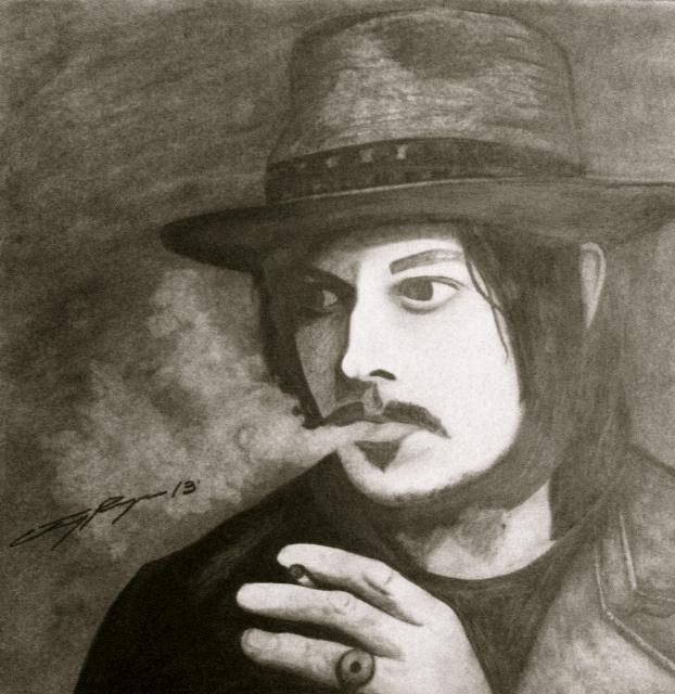Jack White by CourtneyyChristine