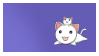 neko koneko stamp by RamaKitty101