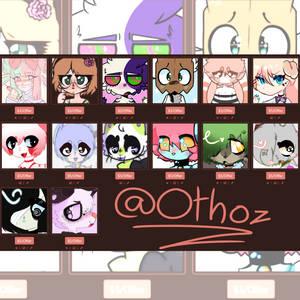 + Characters UFT/UFS +