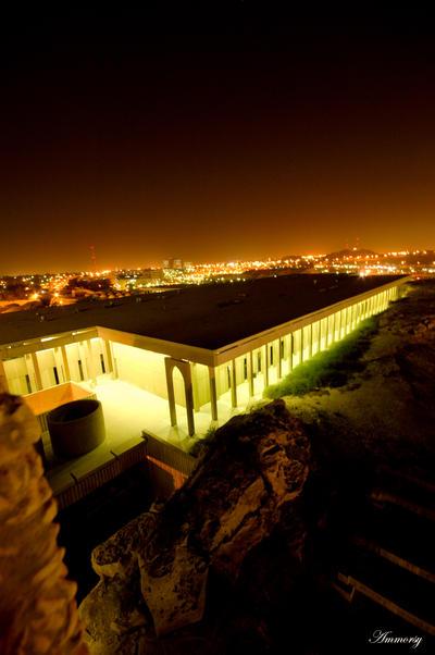 أحد مباني جامعة الملك فهد