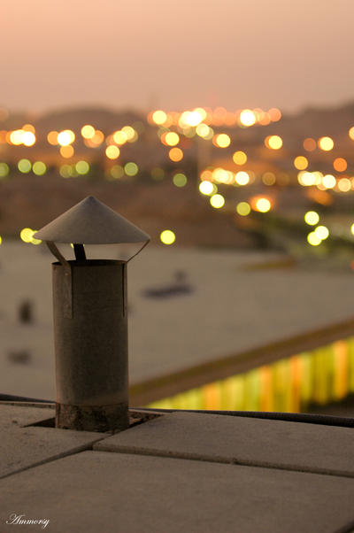 Blg. 5 Roof in KFUPM by ammorsy