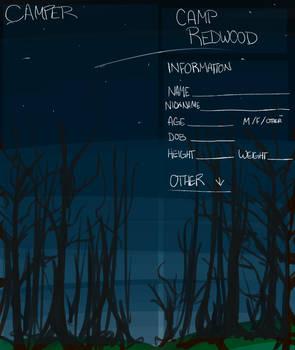 Camp Redwood Application (OLD)
