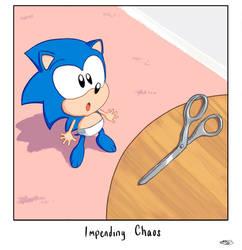 Baby Sonic Scenario by viperxmns