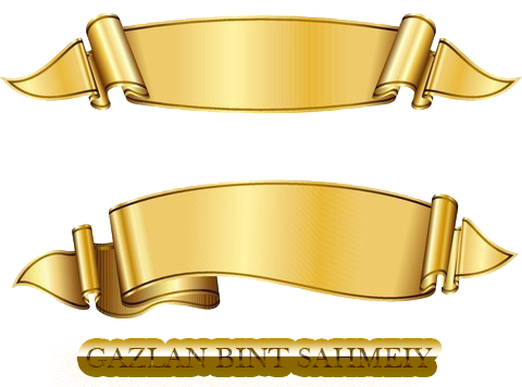Gold Ribbon by Gazlan-Sahmeiy on DeviantArt