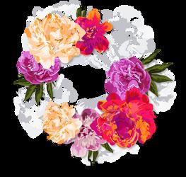 Flowers by Gazlan-Sahmeiy