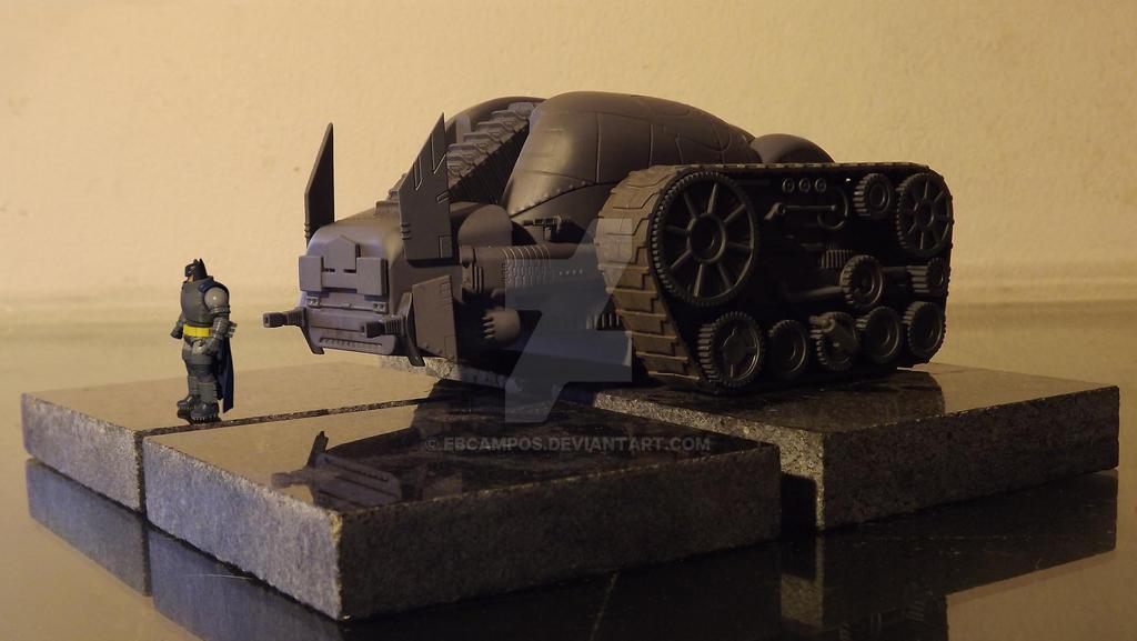 Batman Tank by ebcampos