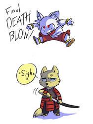 Dart Attack by Kiqo7