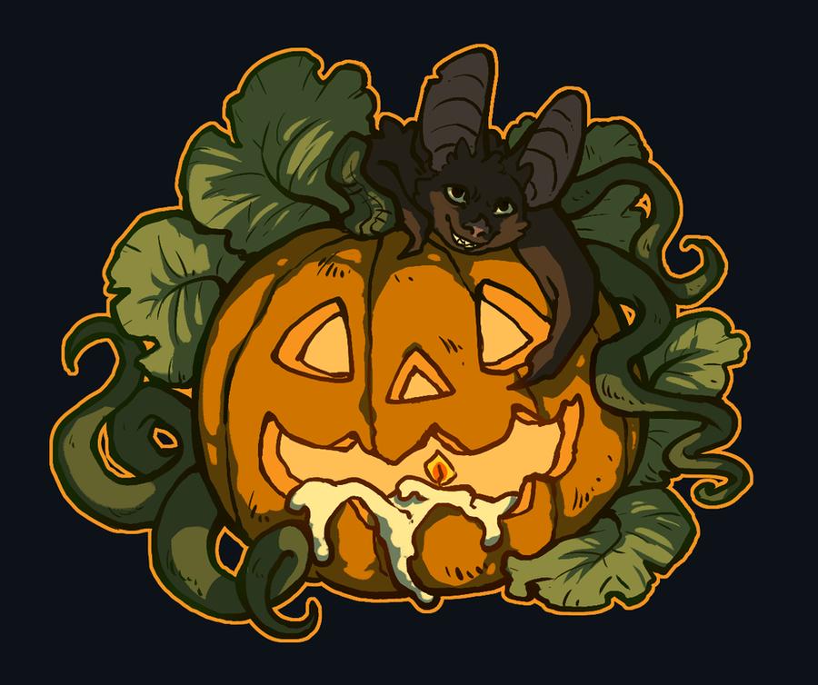 Happy Halloween! by Kiqo7