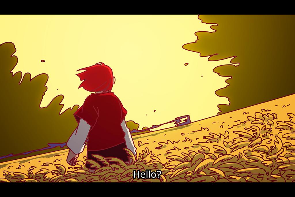 Hello by Kiqo7