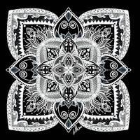 Chalky Mandala