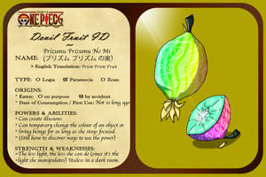 DF: Prisma Prisma Fruit by LittleMissUnholy
