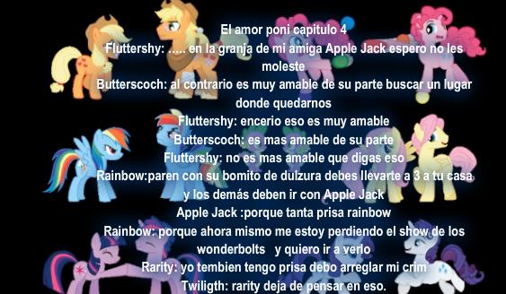 El amor poni capitulo 4 by Rainbow-Liz