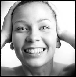 I. Smile. A. Lot. by ModelSarah