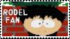 Rodel Stamp by VictorVoltfan1