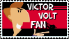 Victor Volt Fan Stamp by VictorVoltfan1