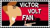 Victor Volt Fan Stamp by VictorVoltfan1