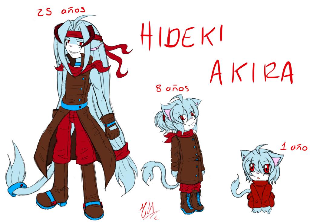 Hideki by Yuki-Akemi