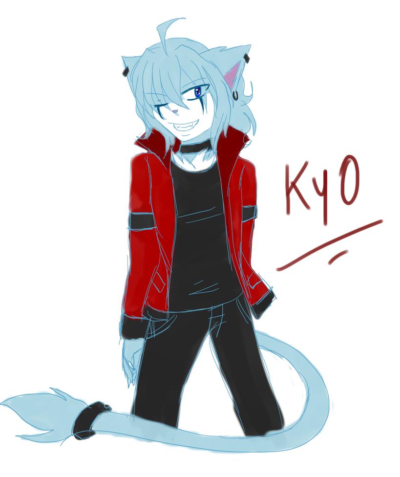 Kyo by Yuki-Akemi