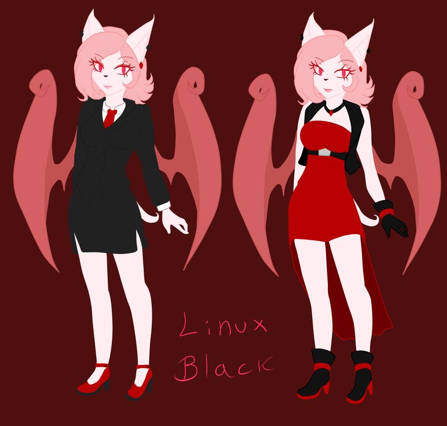 Linux Black by Yuki-Akemi