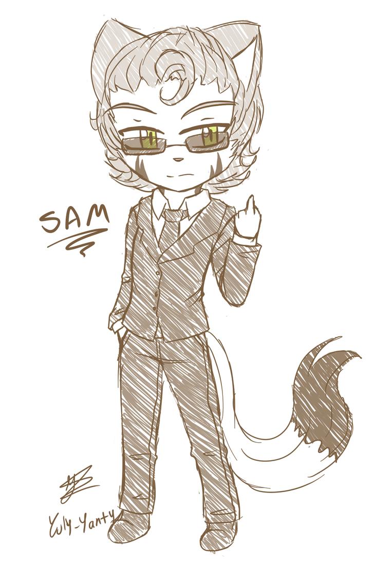 Sam1 by Yuly-Yanty