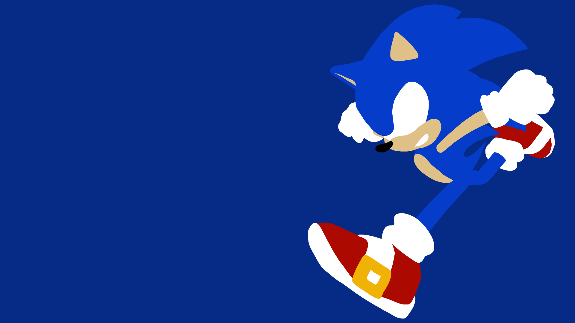 Free Vector Wallpaper Sonic The Hedgehog By Crestie On Deviantart