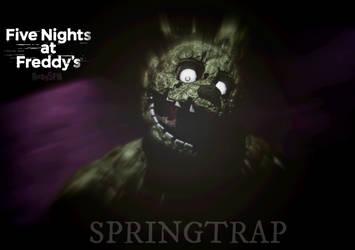 Springtrap by RosySFM