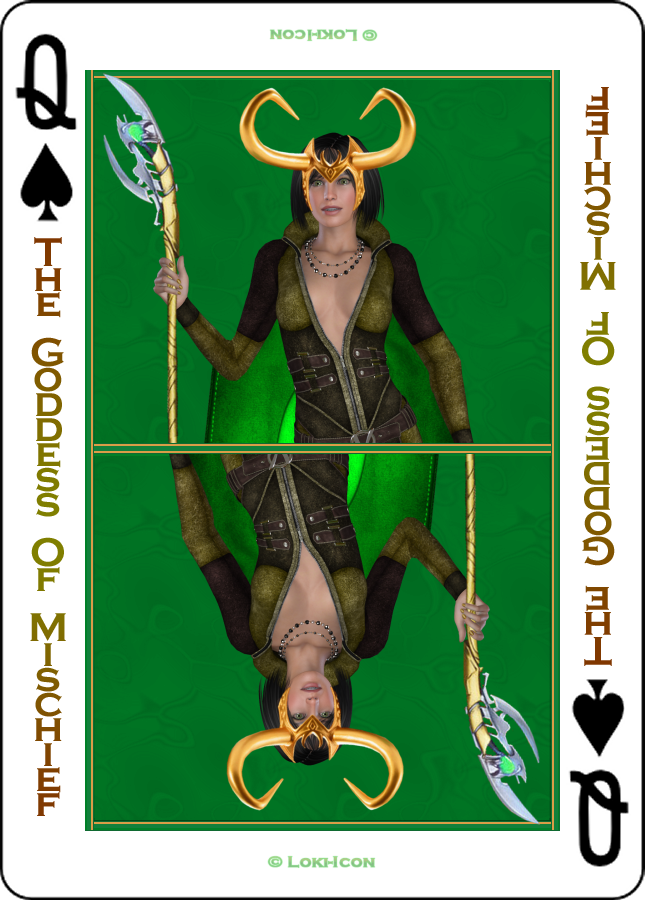 Loki Card by Loki-Icon