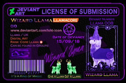 ID Wizard Lllama by Loki-Icon