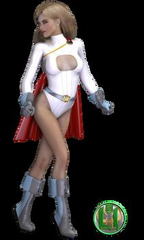 Power Girl3