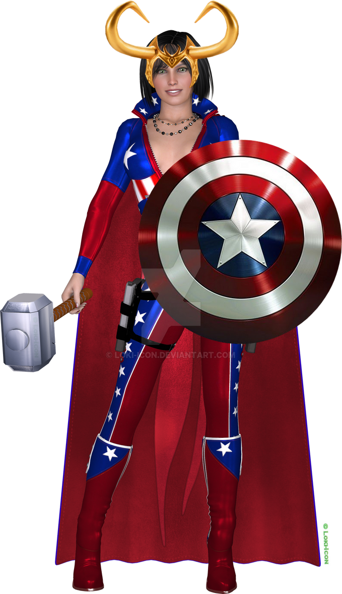 Loki-Icon Cosplay