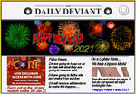 The Daily Deviant the end of 2020