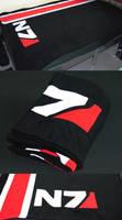 N7 Blanket - Mass Effect