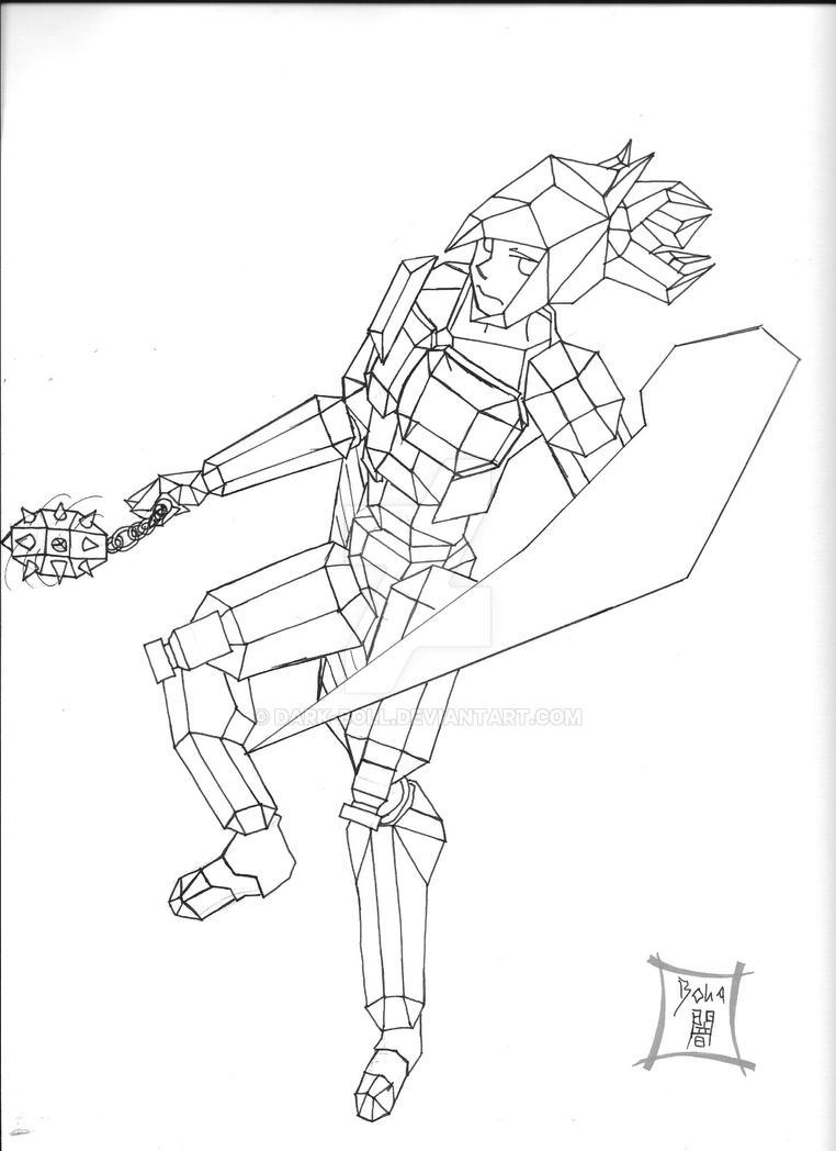 agrios humano by Diego(Bola) by Dark-boll