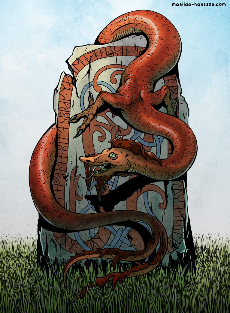 Lindworm Dragon: Lindworm By NorthWing On DeviantArt