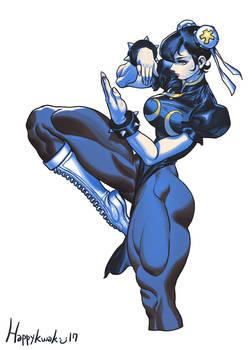 Black Chun-Li