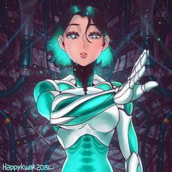 The Universe of Machines _ Happykwak by happykwak