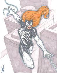 Spiderwoman2 by Talandir