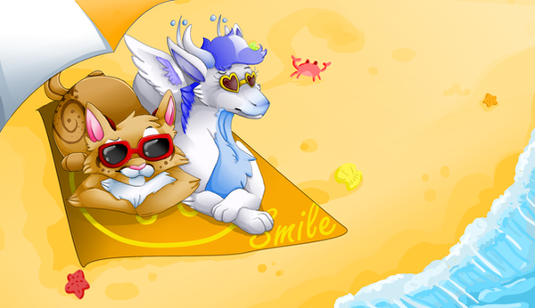 Summer Time by Mirshaa
