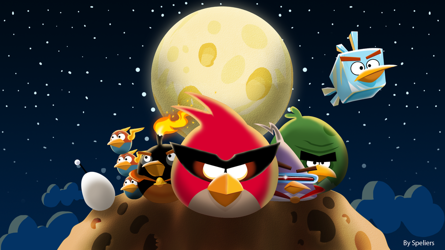 Angry birds space drawing by speliers on deviantart angry birds space drawing by speliers voltagebd Images