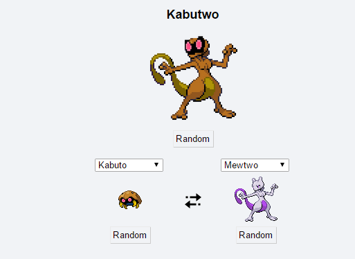 Post And I Ll Give You A Pokemon Fusion Miscellaneous Yugioh