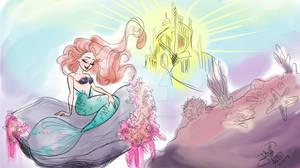 Little Mermaid Scene