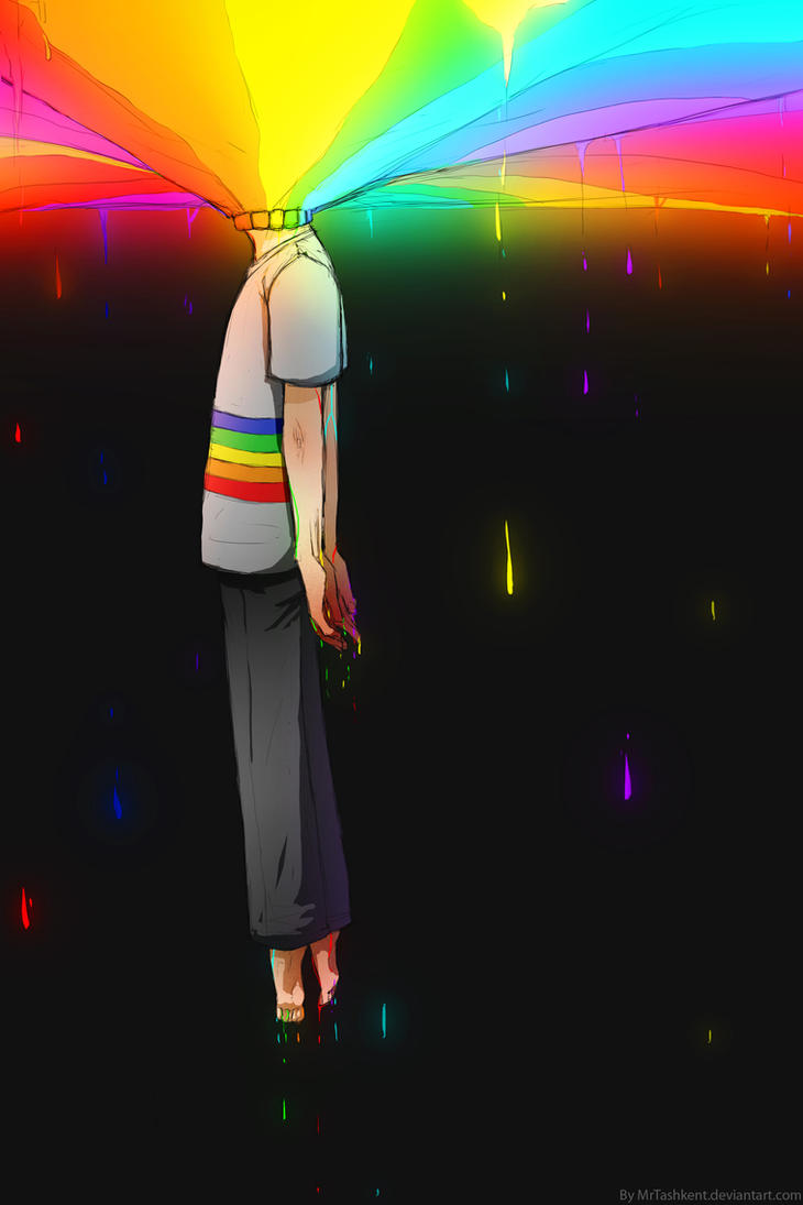Lost in rainbow 2011 by Toxandreev