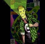 SWAG Green Lantern