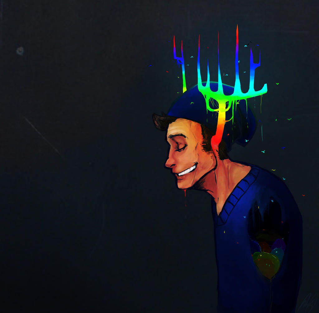 Rainbow Horns 2012 by Toxandreev