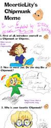 Chipmunk Fan Meme by IZZY-CHAN13