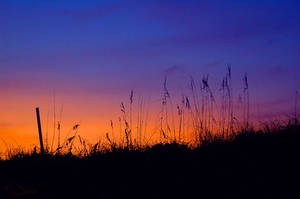 Topsail Sunset by groovigyrl