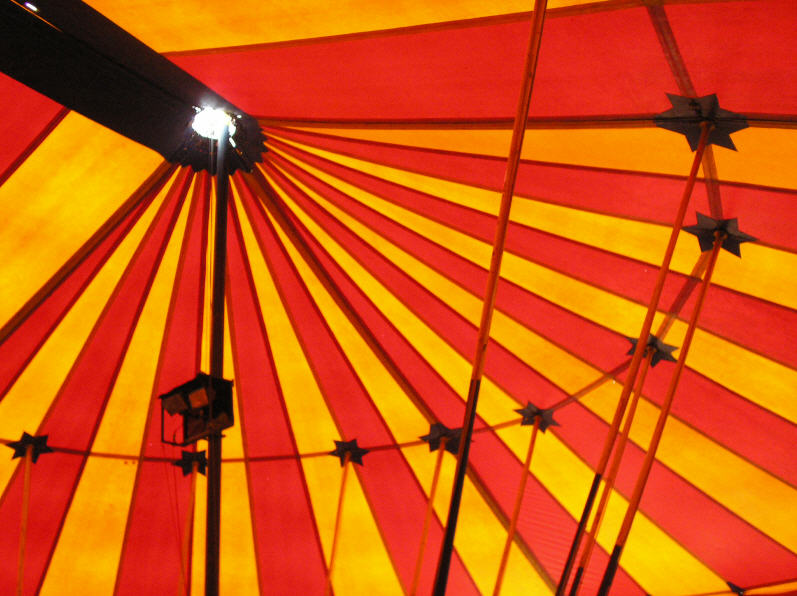 Circus tent inside by zeldam ... & Circus tent inside by zeldam on DeviantArt
