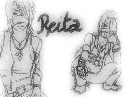 Reita The Gazette by WaiiTako