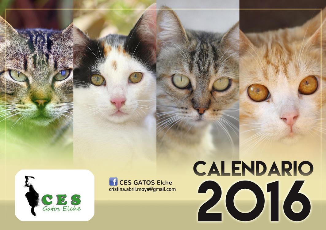 CES elche 2016 Calendar by Khaotico